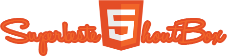 Superbeste-HTML5-ShoutBox